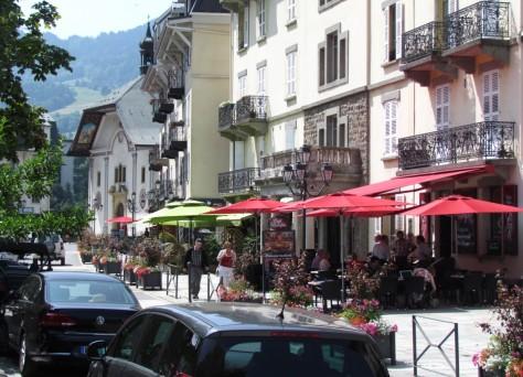 Centre-ville de Saint-Gervais-les-Bains